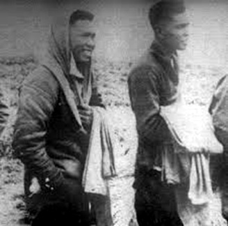 Last Known picture of Captain Yap and Lt. Artiaga in Korea