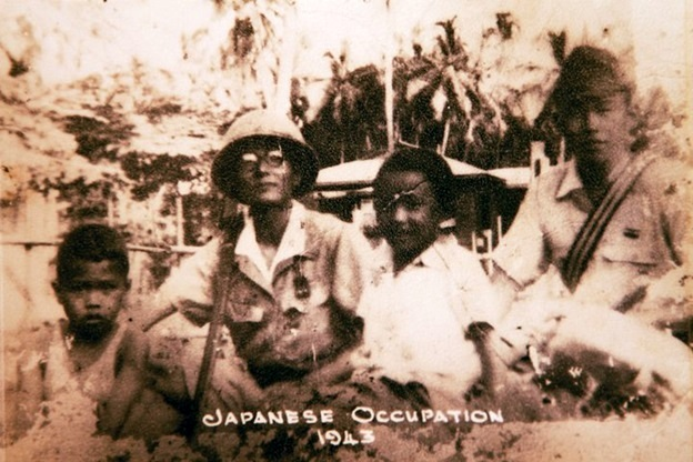 WW2 misamis oriental japanese occupation 1943
