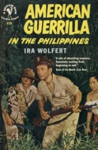 American Guerilla in the Philippines book cover.