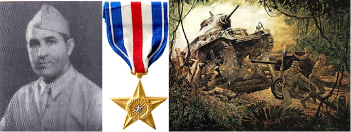 Sgt. Emil S. Morello, SilverStar Awardee BATTLE OF PIIS LUCBAN, QUEZON