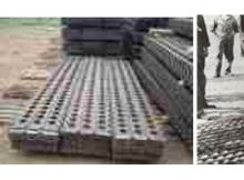 Pierced Steel Plank